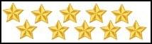 stars rating 1.0.