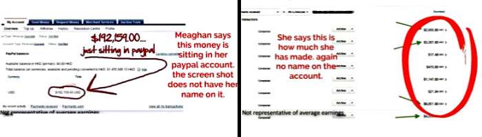 megan earnings Explode My Payday