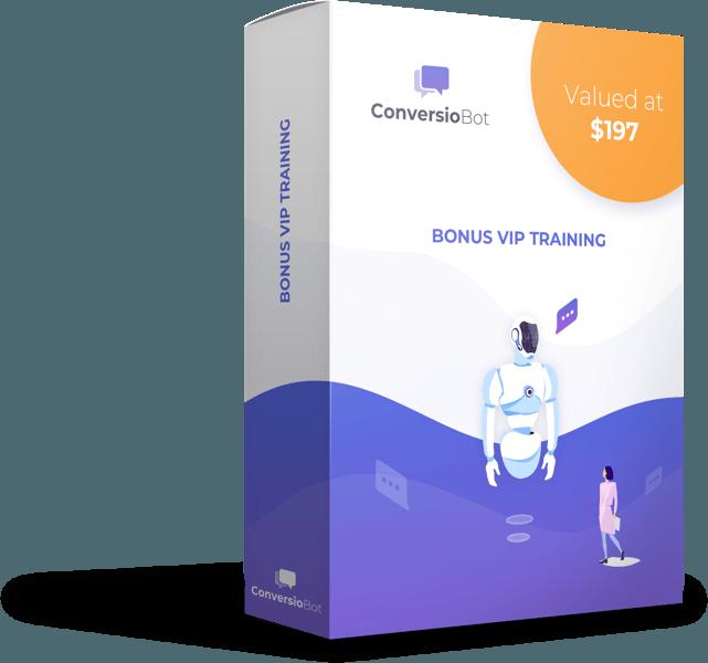 ConversioBot bonus 2