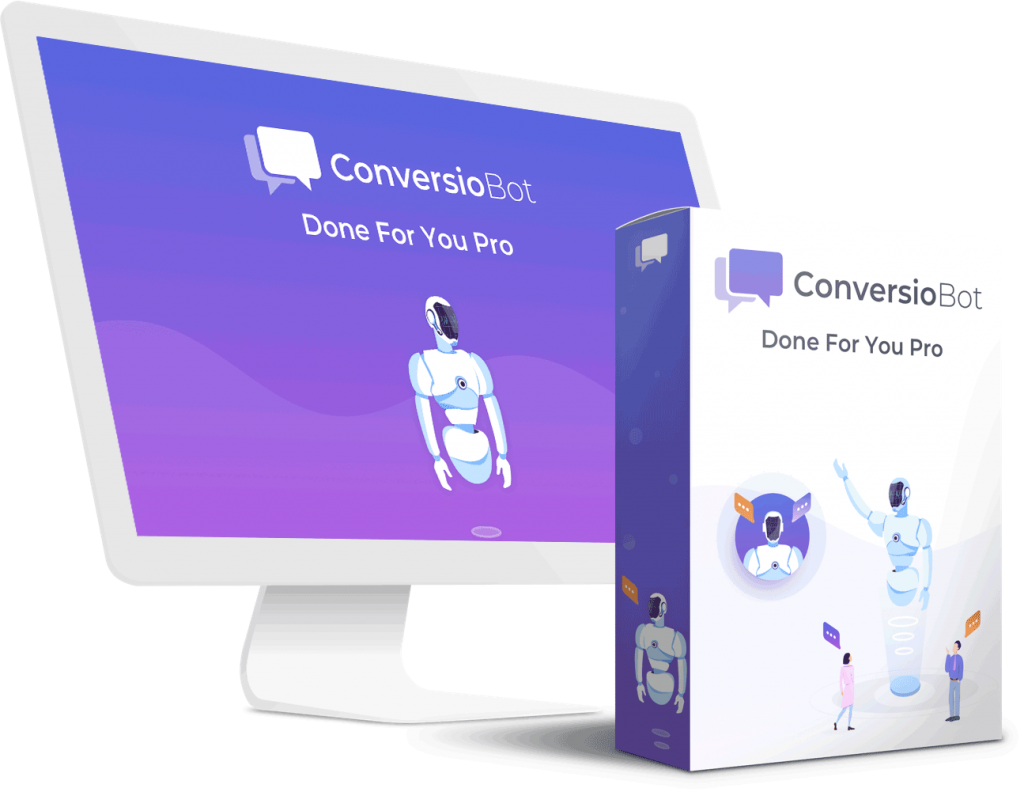 conversiobot done for you