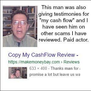 paid actor Cash Money Sites
