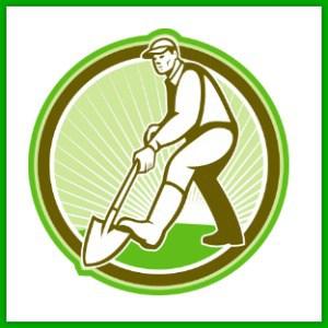 gardner digging