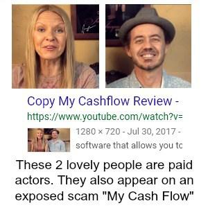 paid actors 2 Cash Money Sites