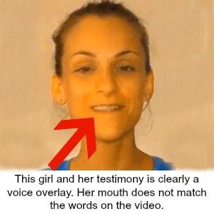 voice overlay girl