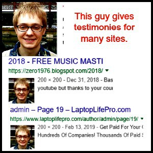 You Tube Secrets duplicate testimony1