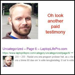 You Tube Secrets duplicate testimony3