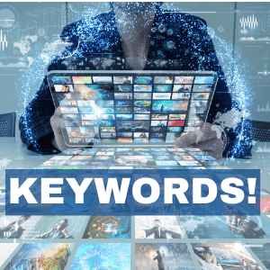 keywords with background computer