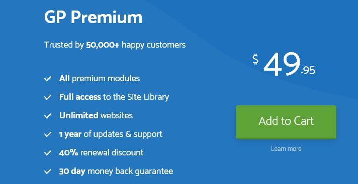 generate press premium