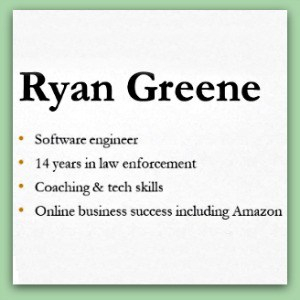 eric's partner ryan greene cradentials