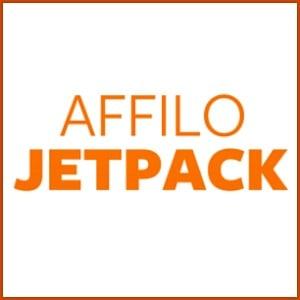 affilo jetpack logo