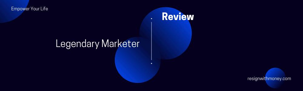 review of legendary marketer