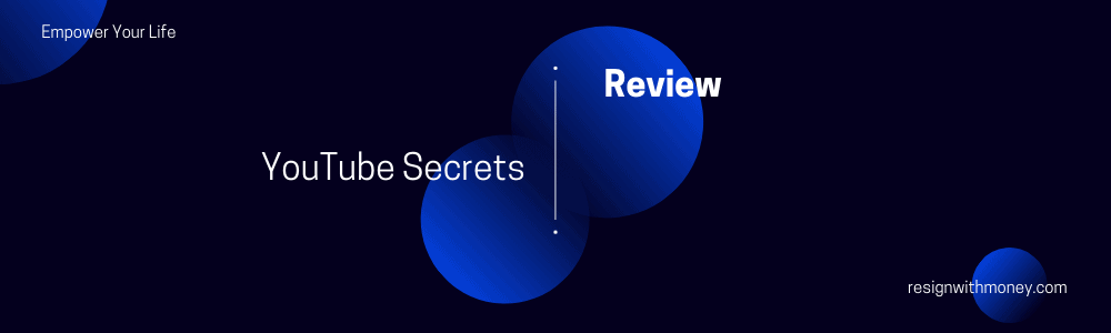 you tube secrets review