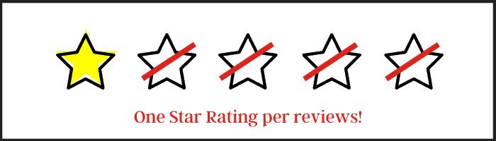 dex media reviews one star rating