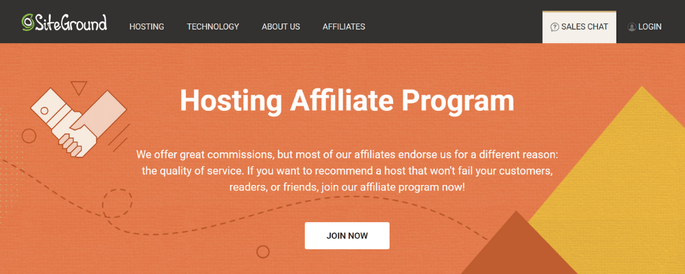 siteground affiliate program