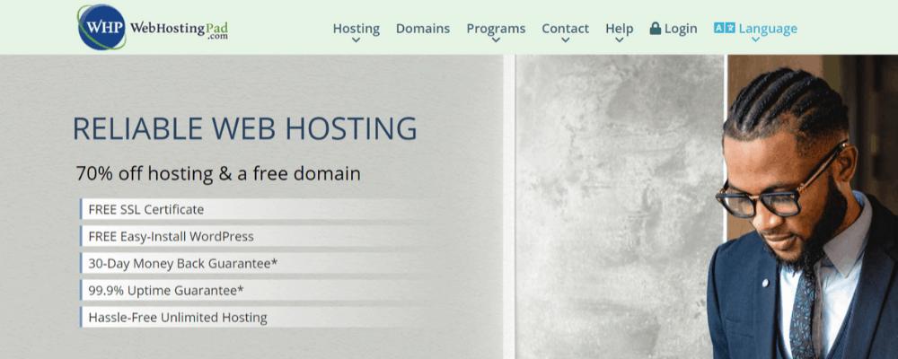 whp site program