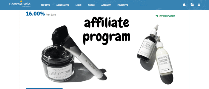 anita grant affiliate program