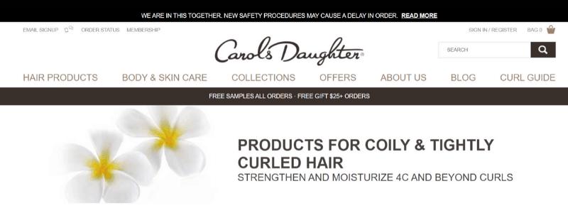 carol's homepage