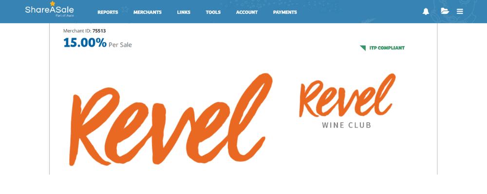 revel affiliate program