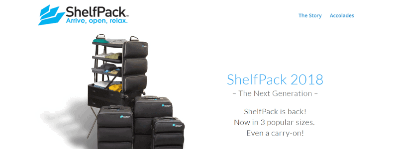 shelfpak home page