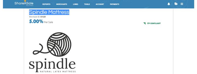 spindle affiliate program