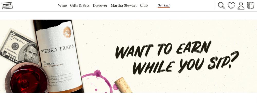 wine insiders affiliate program