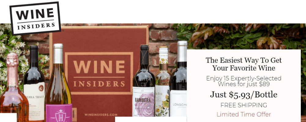 wine insiders home page