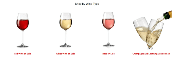 wine on sale products