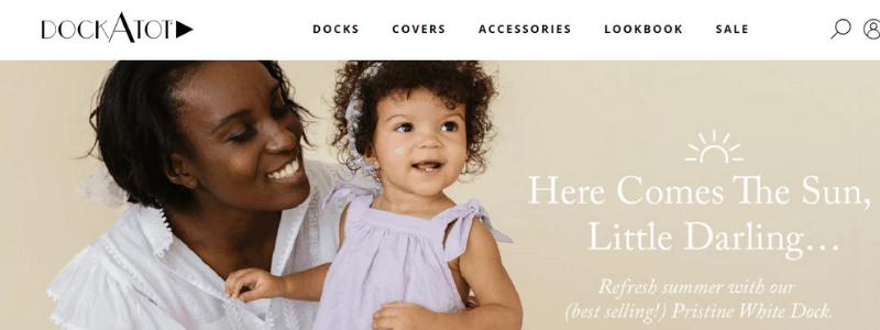 dockatot home page