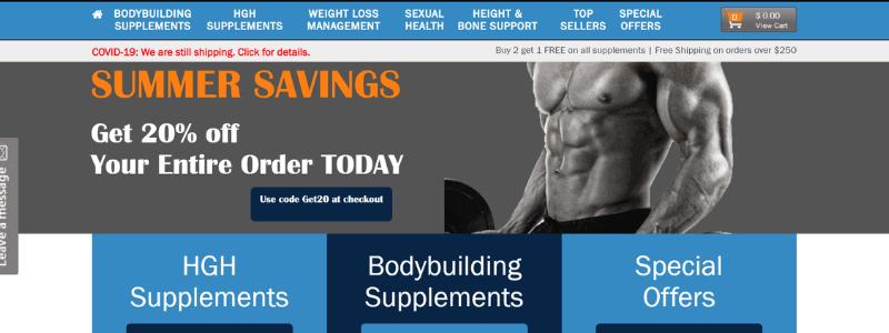 hcg home page