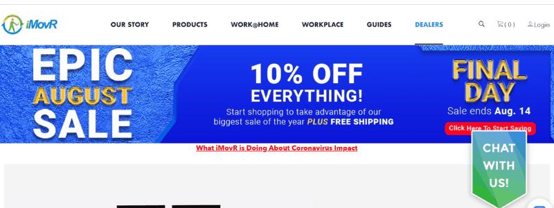 imovr home page
