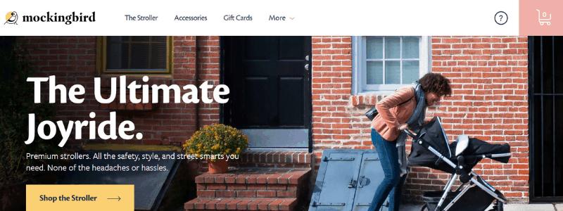 mockingbird home page