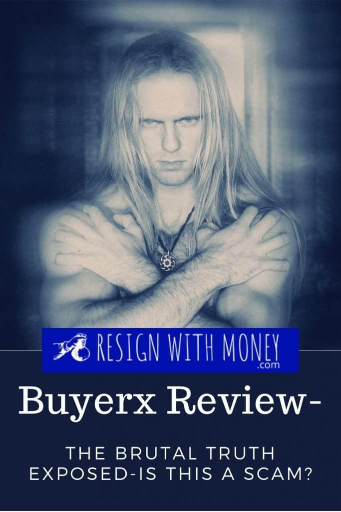buyerx review, pin