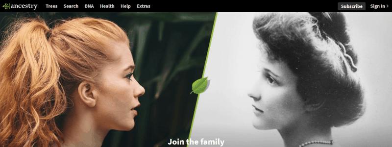 ancestry com affiliate page