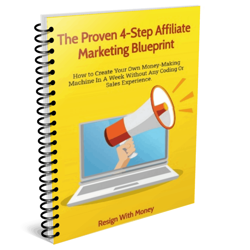 affiliate marketing ebook mockup