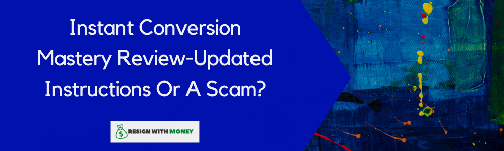Instant Conversion Mastery Review feature