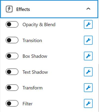 effects 3 GenerateBlocks Pro Review