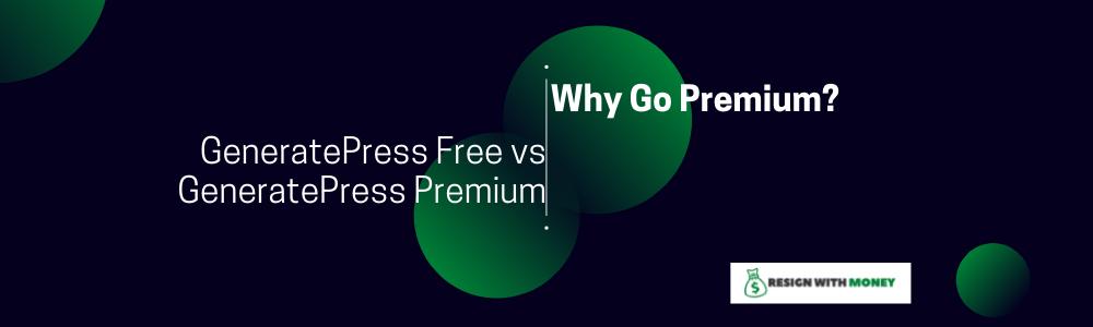 GP premium feature