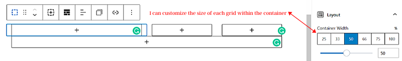 GenerateBlocks Pro Review customize grid2