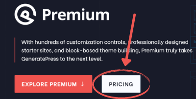 click pricing