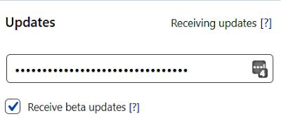 updates to gp premium